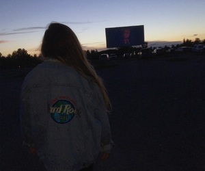 alternative, drive in, and film image