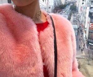 fashion, pink, and tumblr image