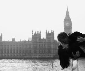 love, london, and couple image
