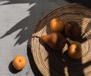 fruit, photography, and shadow image