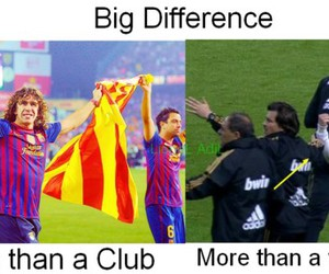 football, fc barcelona, and carles puyol image