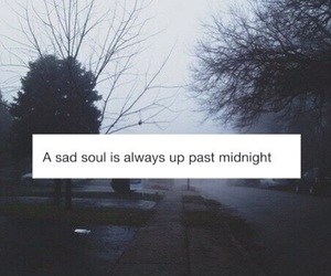 sad, soul, and quote image