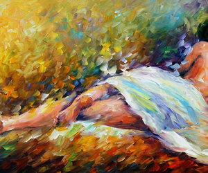 etsy, nude art, and nude paintings image
