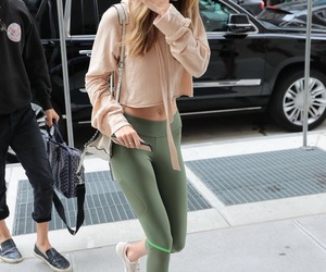 gigi hadid, fashion, and blonde image