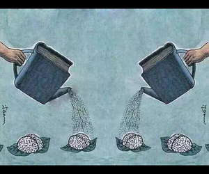book and brain image