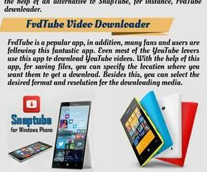 download youtube videos and download snaptube apk image