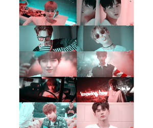 energetic, wanna one, and park jihoon image