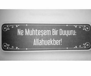 islam, musluman, and türkçe image
