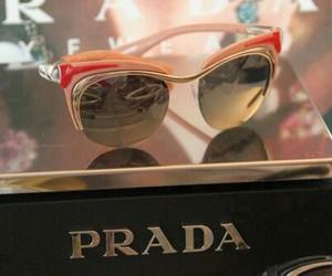 sunglasses and Prada image
