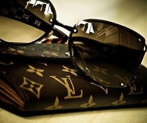 gucci, sunglasses, and louis vouitton image