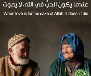 love, islam, and allah image