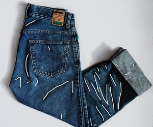 edit, momjeans, and jeans image