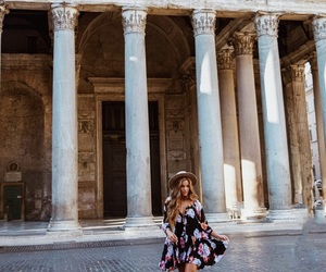 girl, inspiration, and italy image
