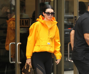 kendall jenner, candid, and fashion image