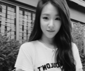 black and white, girls generation, and icons image