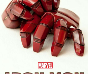 iron man, Marvel, and poster image
