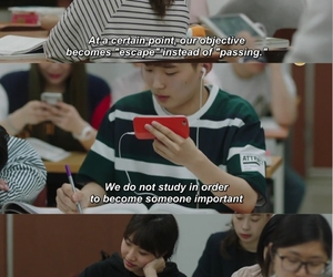 quotes, study, and kdrama image
