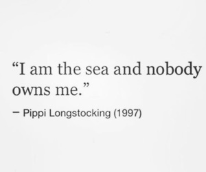 quotes, sea, and love image