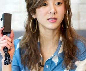korean girl, kpop, and g.na image