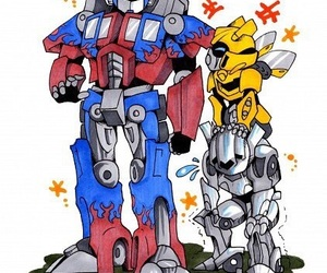 b, transformers, and bumblebee image