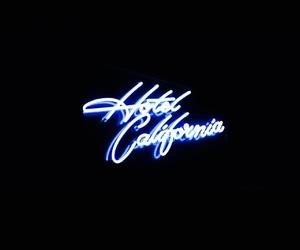 california, eagles, and hotel california image