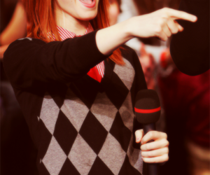 amazing, hayley williams, and redhead image