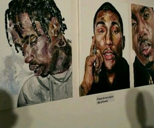 art, feed, and ghetto image