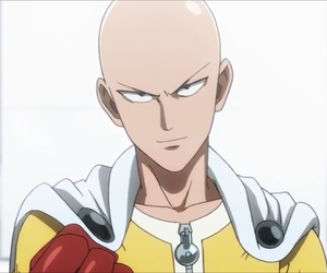 one punch man image