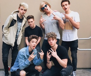 boys, why don't we, and logan paul image
