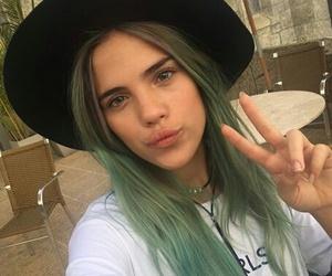 color hair, garotas, and girls image