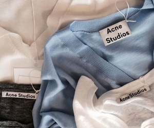 fashion and acne studios image