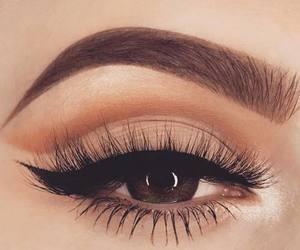 beautiful, eye, and cat eye image