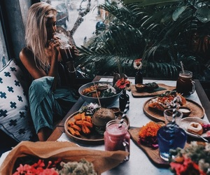 food, tropical, and summer image