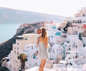 summer, travel, and fashion image