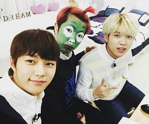 boys, k-pop, and hoya image