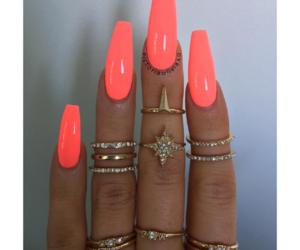 gorgeous, manicure, and nails image