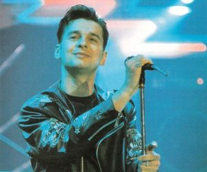 boy, dave gahan, and depeche mode image
