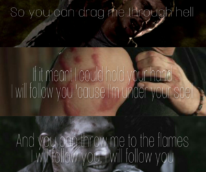 bring me the horizon, dean winchester, and edit image