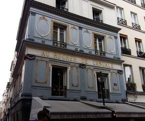 restaurant, paris, and coin sympa image