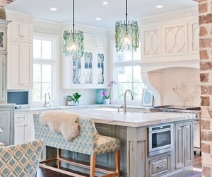 kitchen, design, and decoration image