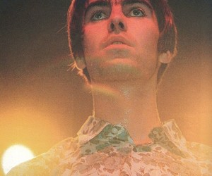 90's, liam gallagher, and oasis image