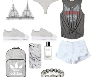 adidas, casual, and looks image