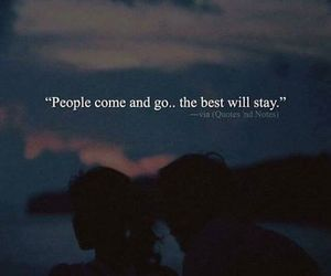 come and go and stay image