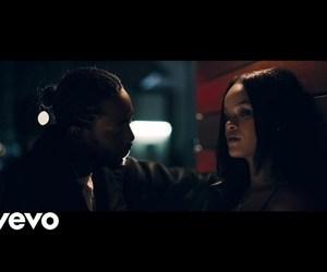 music, music video, and rihanna image