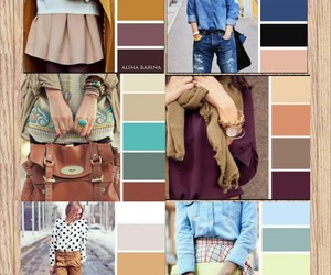 autumn, outfits, and spring image