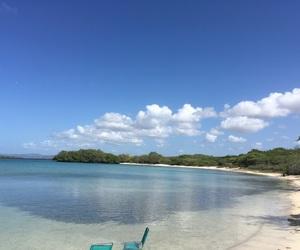 beach, guanica, and beautiful image