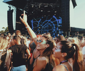 festival, coachella, and friends image