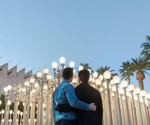 lacma, los angeles, and california image