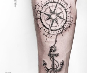 anchor, compass, and family image