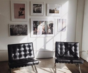 interior, design, and chair image